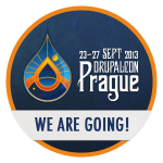 We are going to DrupalCon Prague